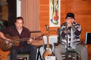"""Tony C & """"Swamp Shaka"""