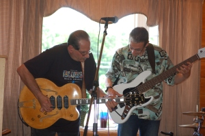 Guest Guitarist with Phil