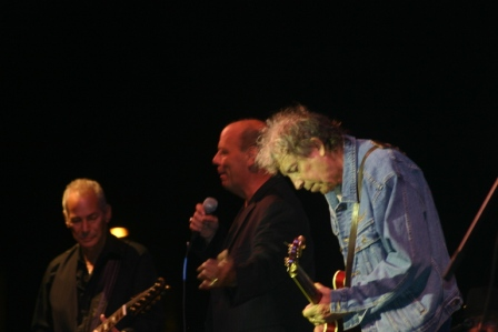 Foster with Kal David and Elvin Bishop