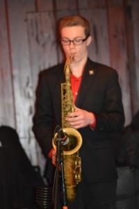 Jack on sax