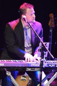 Joel Paradis –keys