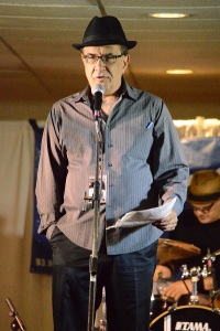 Micheal Cloren welcomes and talks about the Fest
