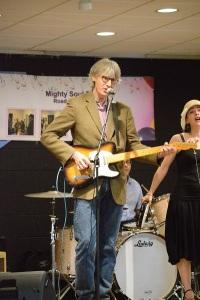 Ken, guitar and vocals