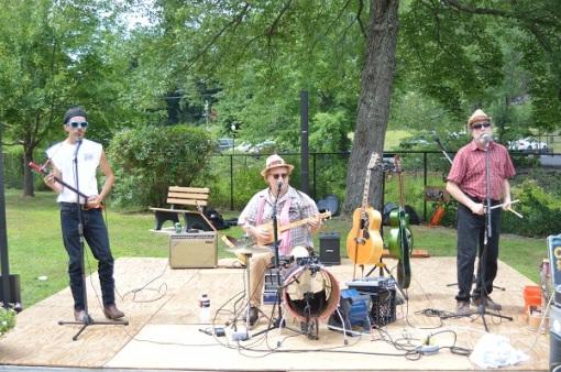 Dan and the Band