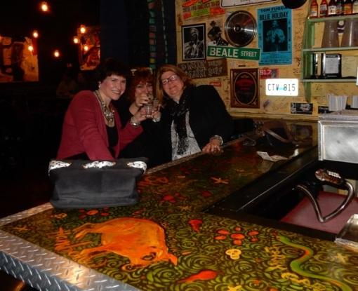 Lisa, Joey, Bonnie