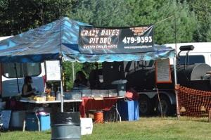 Plenty of food vendors